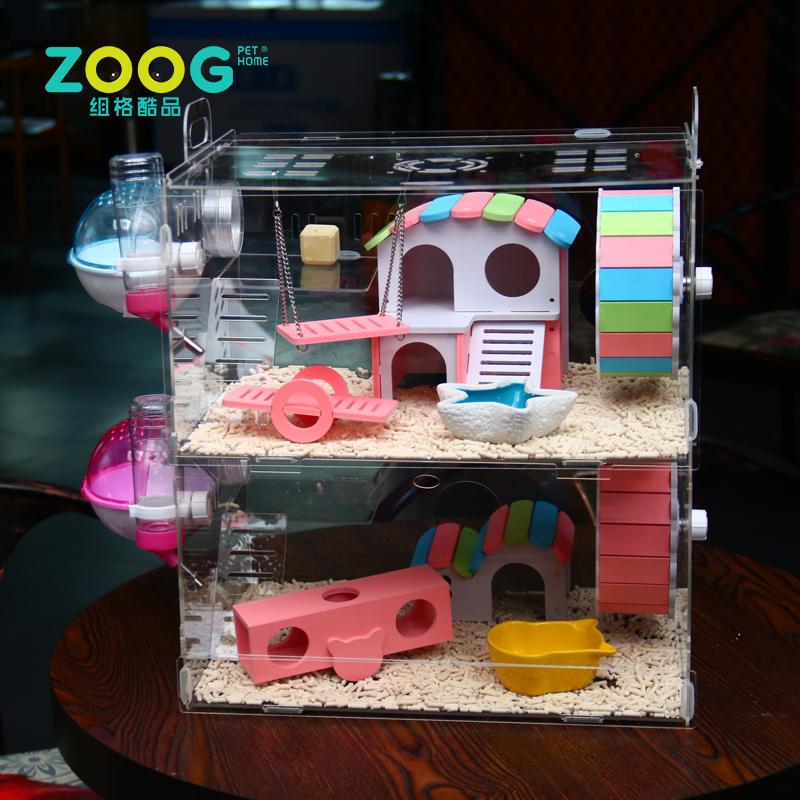 Größte acryl hamster aktivität käfig pet lieferanten