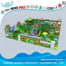 Children's soft playground, indoor toys
