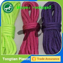 2015 new colorful nylon braided paracord
