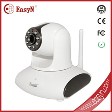 H.264 720P wireless network security camera SD card recorder