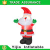 customize Outdoor toy Inflatable Santa Clause Model For Christmas Holiday Decoration yj1017