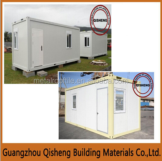 Prefab shipping container house in low cost buy prefab for Maison low cost container