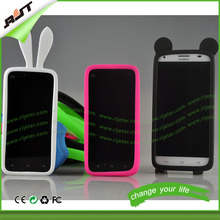 universal silicone phone case bumper, mobile phone silicone bumper case for any kinds of mobile phone cases