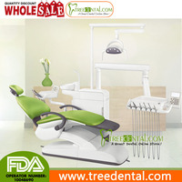 TR-D560(NEW) Dental Unit with LED Operation Lamp,9 programs inter-lock control,ce approved dental chair manufacturers china