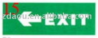 LED Exit sign lamp