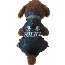 Wholesale All festival Suitable Large Waterproof Dog Clothes with English Text
