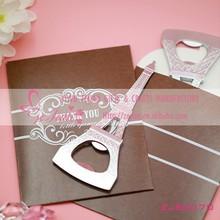 """New Bridal Gifts / """"La Tour Eiffel"""" Eiffel Tower Bottle Openers in Metal"""