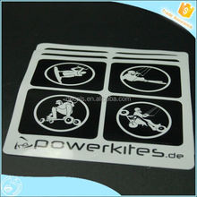 0.12mm vinyl hand phone sticker