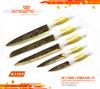 A3405-1 Hot sale High quality 5pcs Kitchen knife set