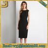 Hot sale black lace party maxi dress