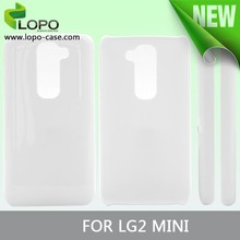 LOPO 3D sublimation phone case for LG G2 mini