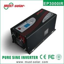Hot Sale!!! EP3000 Series Hybrid solar pure sine wave inverter 1000w 2000w 3000w 4000w 5000w 6000w