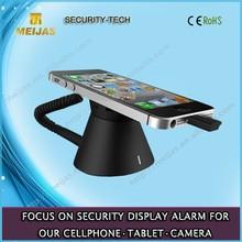 Desktop vise display security holder for cell phones