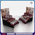 China tsd-a526 fuente de la fábrica de cosméticos de soporte de acrílico/buena venta stand de maquillaje/maquillaje mac de rack