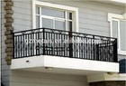 modern house design cheapest handrail iron grill for balcony