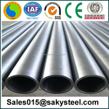 ASTM A554 A511 JIS G3446 mechanical structure use 304H stainless steel tube