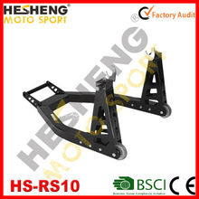 heSheng 2015 the most Popular Motorcycle Rear and Front Stand, Paddock Motorcycle Accessory with Patent RS10