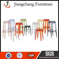 Fashion Design Good Selling Wholesale Bar Ghost Stool JC-BS13