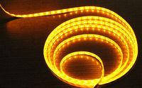 Color Yellow Flexible SMD 5050 60LEDS 120leds 12V IP65 Waterproof Epistar RGB LED Strip Lights