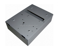 China high precision OEM Aluminum sheet metal fabrication sheet metal parts