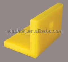 Factory supply uhmwpe plastic machining parts, special shaped parts, spare parts by cnc machining