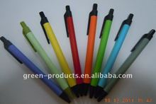 new eco recycled paper ball pen (TNP002)