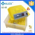 Nanchang Alex temperatura para incubação de ovos de galinha incubadora do ovo china 132 ovos de aves