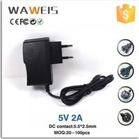 Power supply design 5v 2a adapter EU Plug for xbox one Q88 Q8 Chuwi V88 Cube U35GT2 U39GT U25gt Super Edition