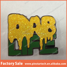 China factory wholesale custom new products decor promotional gift die struck fashion metal lapel Pin Badge machinery