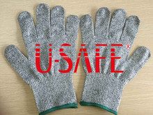 personal protection high performance cut resistant gloves