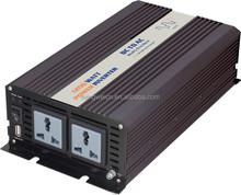 12v/24v dc to ac motorh 1200 watt pure sine wave constant current solar power inverter