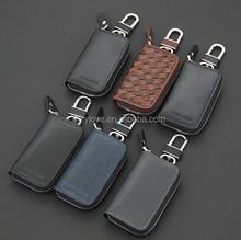 Remote Control Car Alarm Car Remote key leather Case