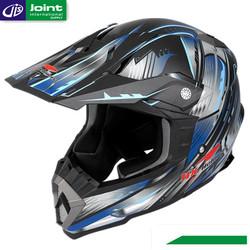 Glass Steel ECE / DOT Motorcycle Racing Full Face Helmet