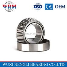 WRM Single Row 15mm Thick 62mm Outside Dia Tapered Roller Bearing 30305 for Marine
