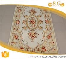 beach custom fashion soft 100% wool handmade chinese rugs