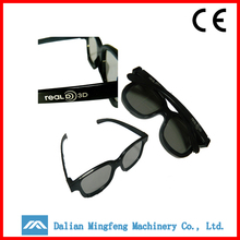 disposable polarized Recycled customized 3d glasses for promotion