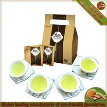 red mushroom powder With Slimming Green Tea blended teabag