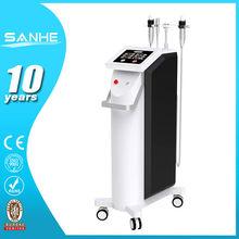 Máquinas de radiofrecuencia tripolar para tratar arrugas y cicatrices
