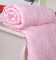 Best selling Modal silk patchwork quilt noble item for hotel and home