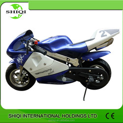 New Model For Kids 50cc Mini Pocket Bike For Sale/SQ-PB01