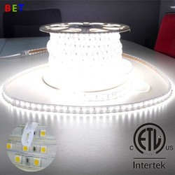 Factory Wholesale rgb led strip 5050 ETL approved IP65 IP67 led strip connector