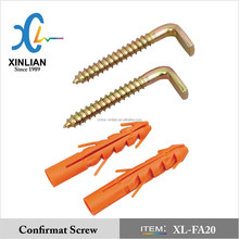 XL-FA20 Hook bolt with nylon anchor Good price