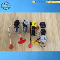 Inflatable Life Jacket Spare Parts Bobbin&Tube&CO2 Cylinder&Valve