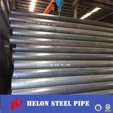 Best sale! half round steel tube in steel pipe