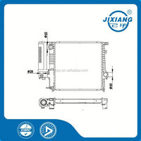 radiator /small aluminum radiator For B M W CORE SIZE :440*438*32 1247145/1469176