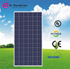 Reliable performance high quality rollable solar panel