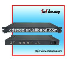 SC-5130 DVB-C IRD Cable Receiver/ASI over IP/ird ci