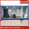Prefabricated Light Steel Structure Movable container homes prefab