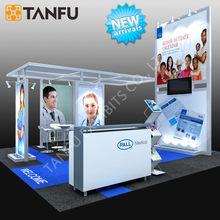 TANFU 6x6 Trade Show or Expo Exhibition Booth Design