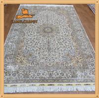 6x9 feet 183x274cm hand made silk fine persian rugs tabriz